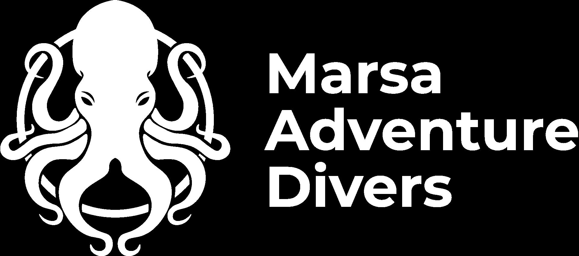 Logo Marsa Adventure Divers
